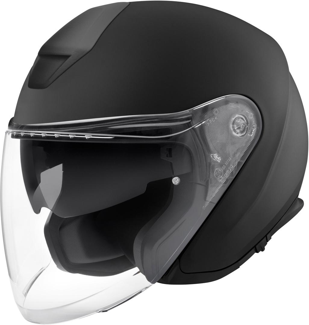 Schuberth M1 Pro Jethelm, schwarz, Größe L, schwarz, Größe L