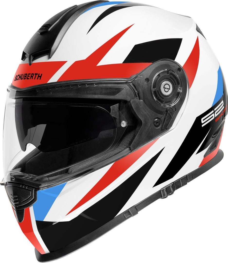 Schuberth S2 Sport Polar Helm, blau, Größe XS, blau, Größe XS