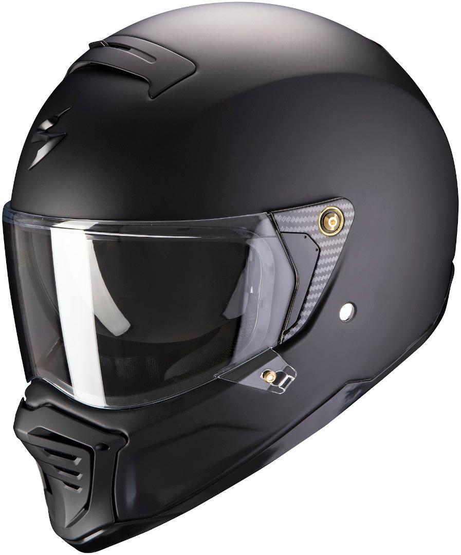 Scorpion EXO-HX1 Helm, schwarz, Größe L, schwarz, Größe L