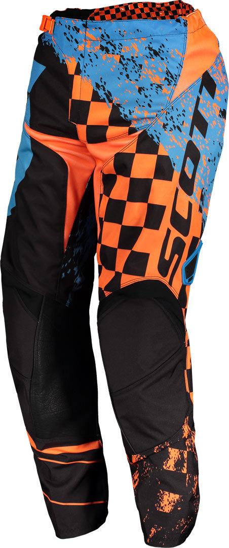 Scott 350 Track 2018 Crosshose, blau-orange, Größe 36, blau-orange, Größe 36