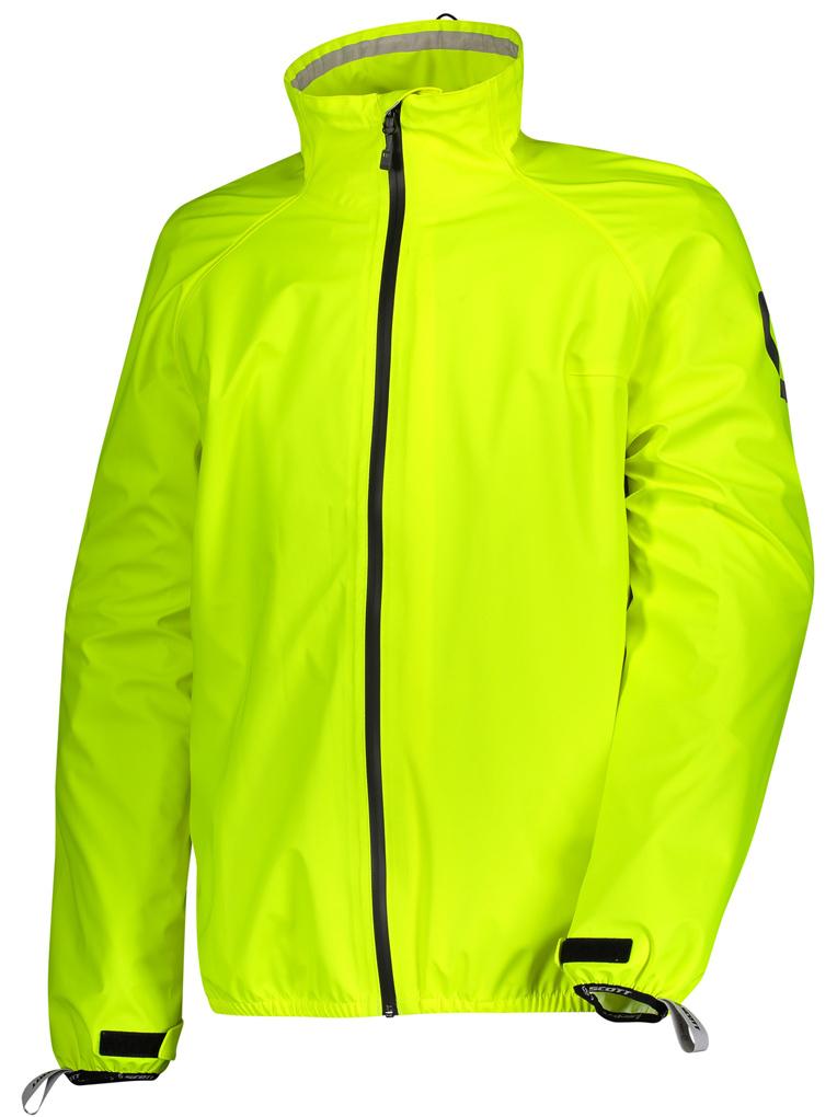 Scott Ergonomic Pro DP Regenjacke, gelb, Größe M, gelb, Größe M