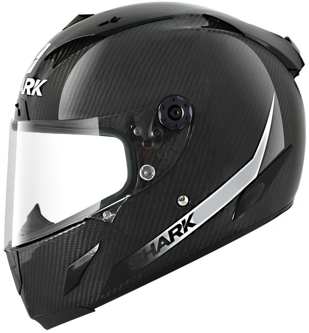 Shark Race-R Pro Carbon Skin Helm, Größe M, carbon, Größe M