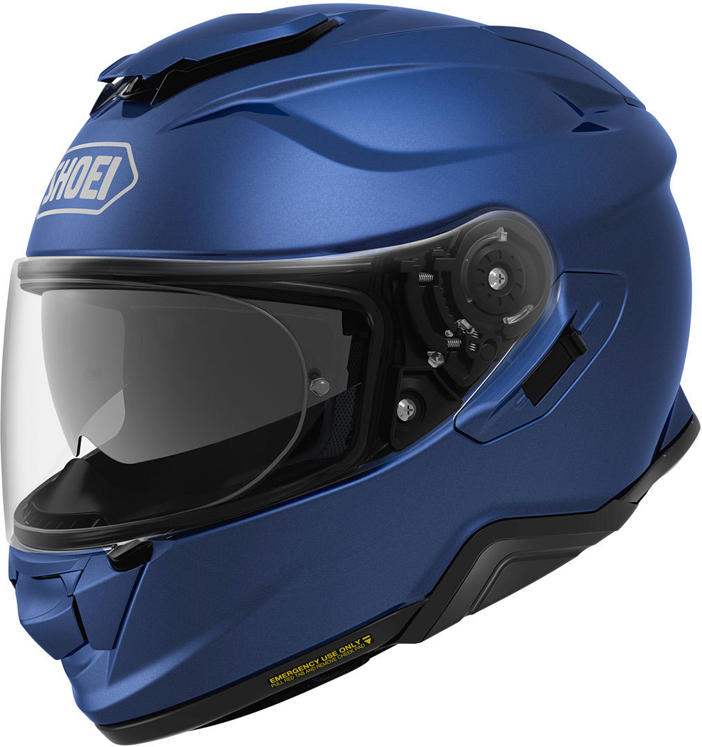 Shoei GT Air 2 Helm, blau, Größe S, blau, Größe S