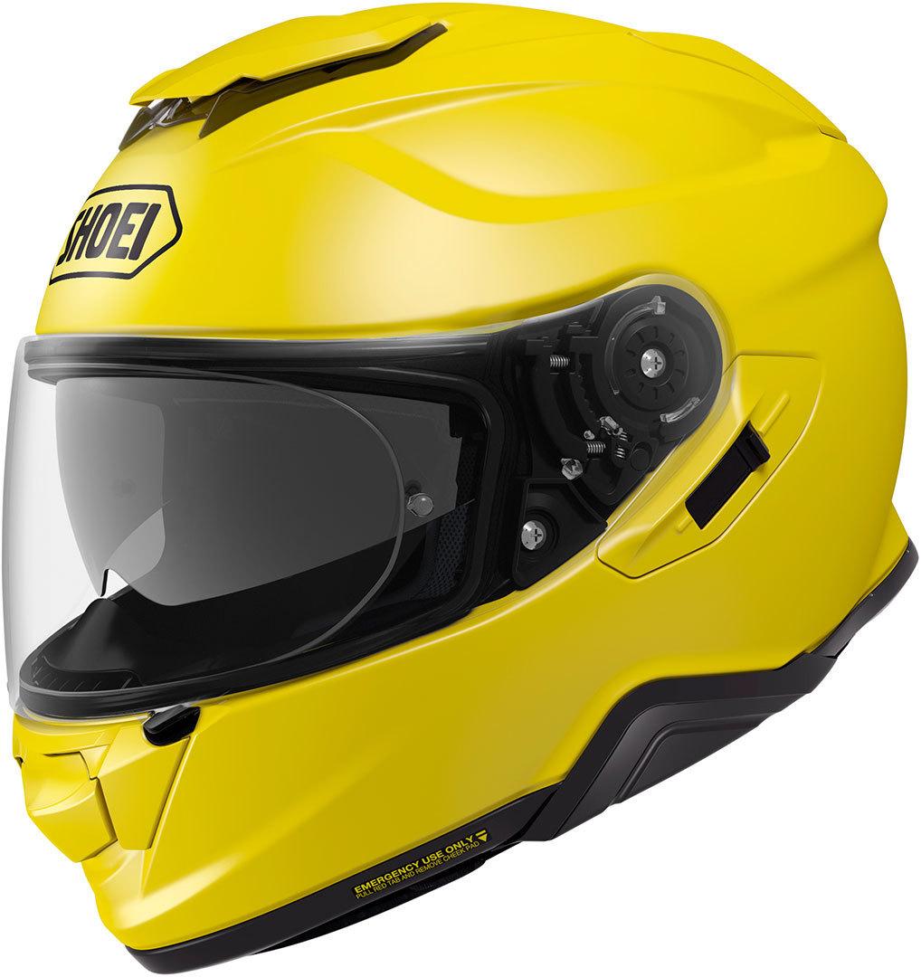 Shoei GT Air 2 Helm, gelb, Größe 2XL, gelb, Größe 2XL
