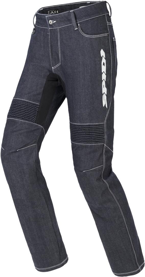 Spidi Furious Pro Motorrad Textilhose, blau, Größe 28, blau, Größe 28