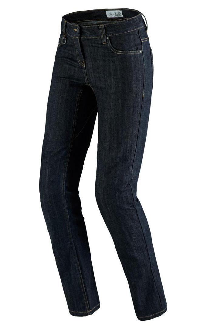 Spidi J-Flex Lady Denim Damen Motorrad Jeans, schwarz-blau, Größe 30, schwarz-blau, Größe 30