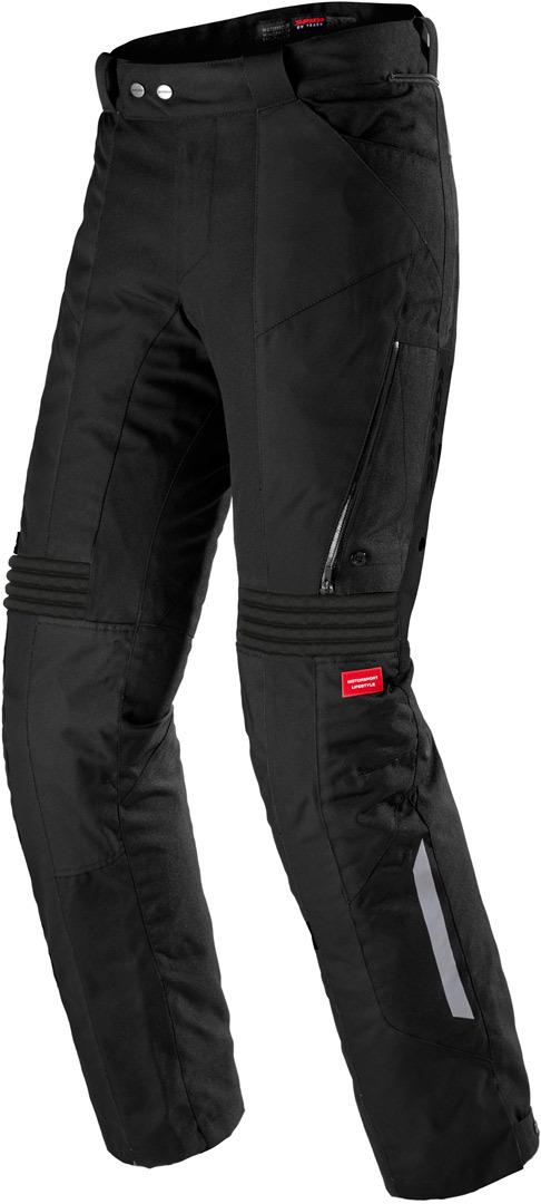 Spidi Modular Motorrad Textilhose, schwarz, Größe XL, schwarz, Größe XL