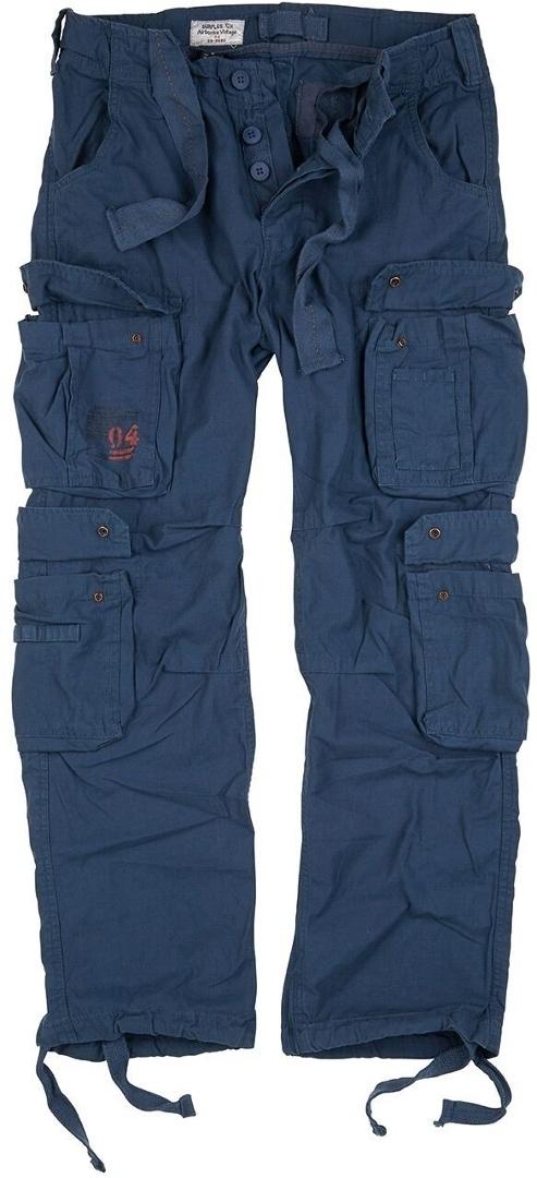 Surplus Airborne Vintage Hose, blau, Größe 2XL, blau, Größe 2XL