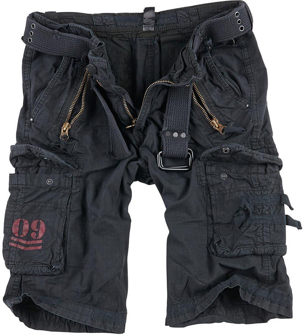 Surplus Royal Shorts, schwarz, Größe 7XL, schwarz, Größe 7XL