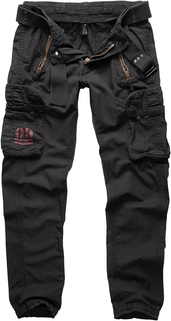 Surplus Royal Traveler Slimmy Hose, schwarz, Größe 2XL, schwarz, Größe 2XL