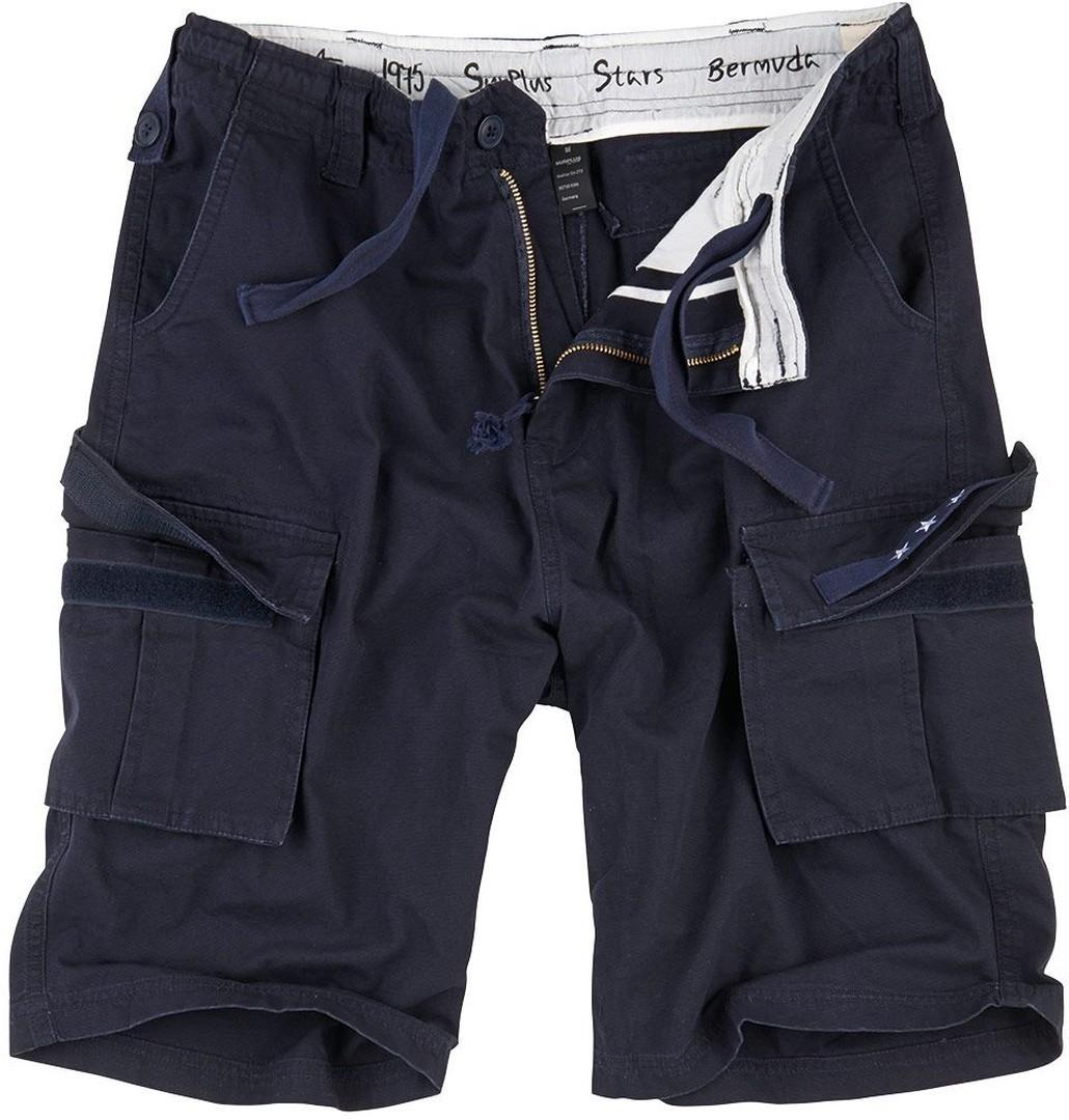 Surplus Stars Shorts, blau, Größe 7XL, blau, Größe 7XL