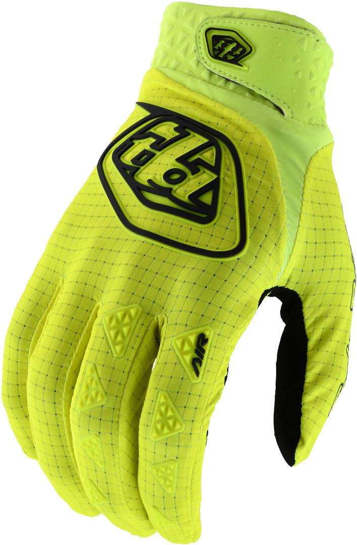 Troy Lee Designs Air Motocross Handschuhe, gelb, Größe L, gelb, Größe L