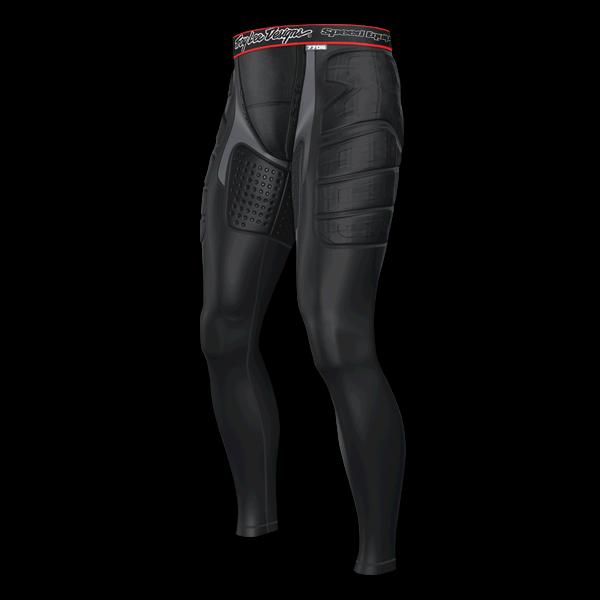 Troy Lee Designs LPP 7705 Hose, schwarz, Größe XS, schwarz, Größe XS