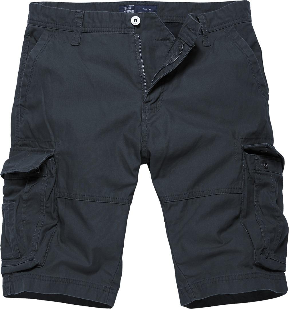 Vintage Industries Rowing Shorts, blau, Größe M, blau, Größe M