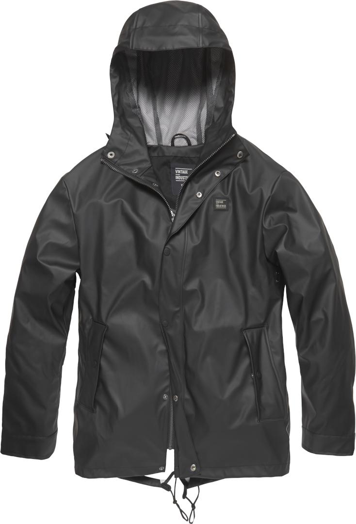 Vintage Industries V-Core Jones Jacke, schwarz, Größe 2XL, schwarz, Größe 2XL