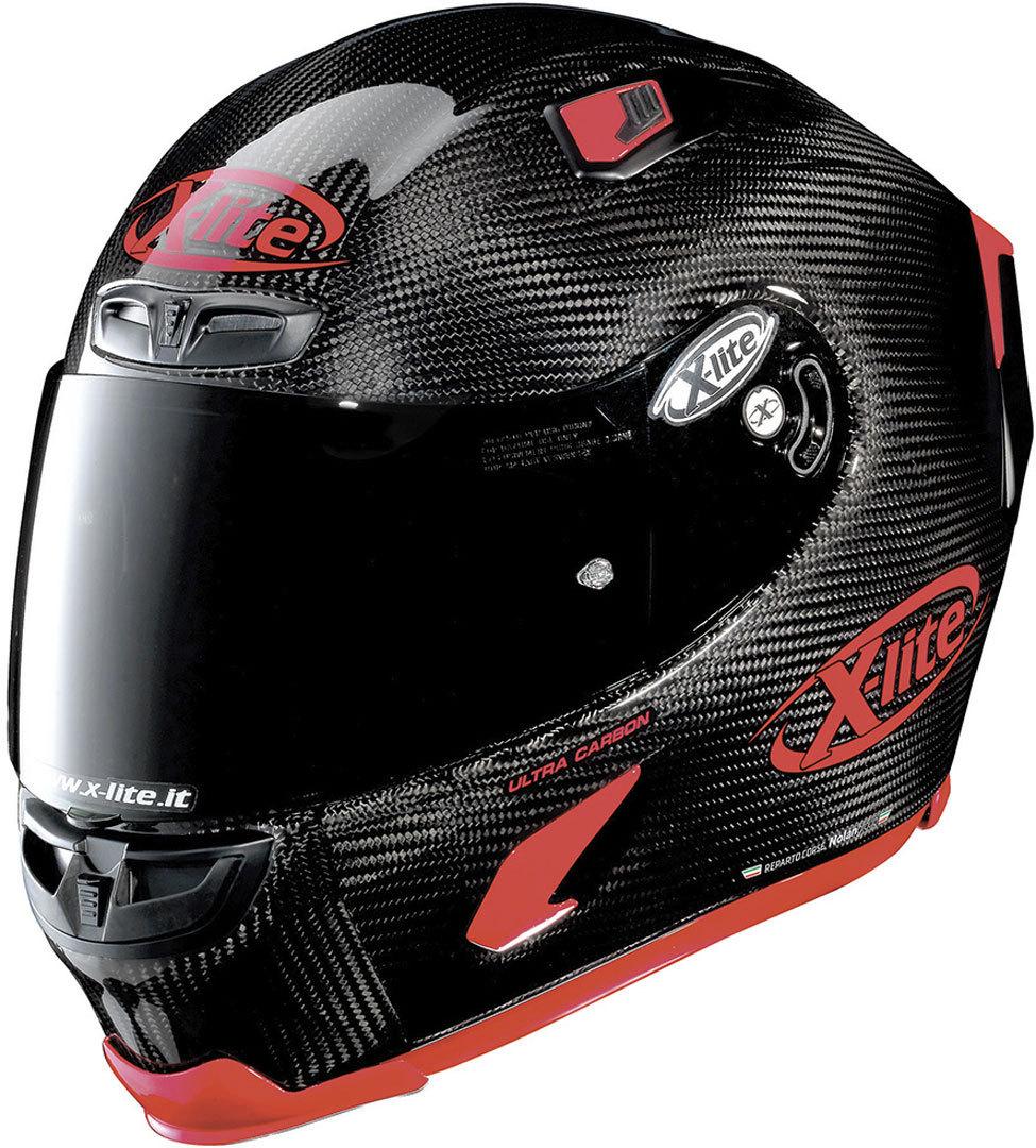 X-Lite X-803 Ultra Carbon Puro Sport Integralhelm, Größe S, carbon, Größe S
