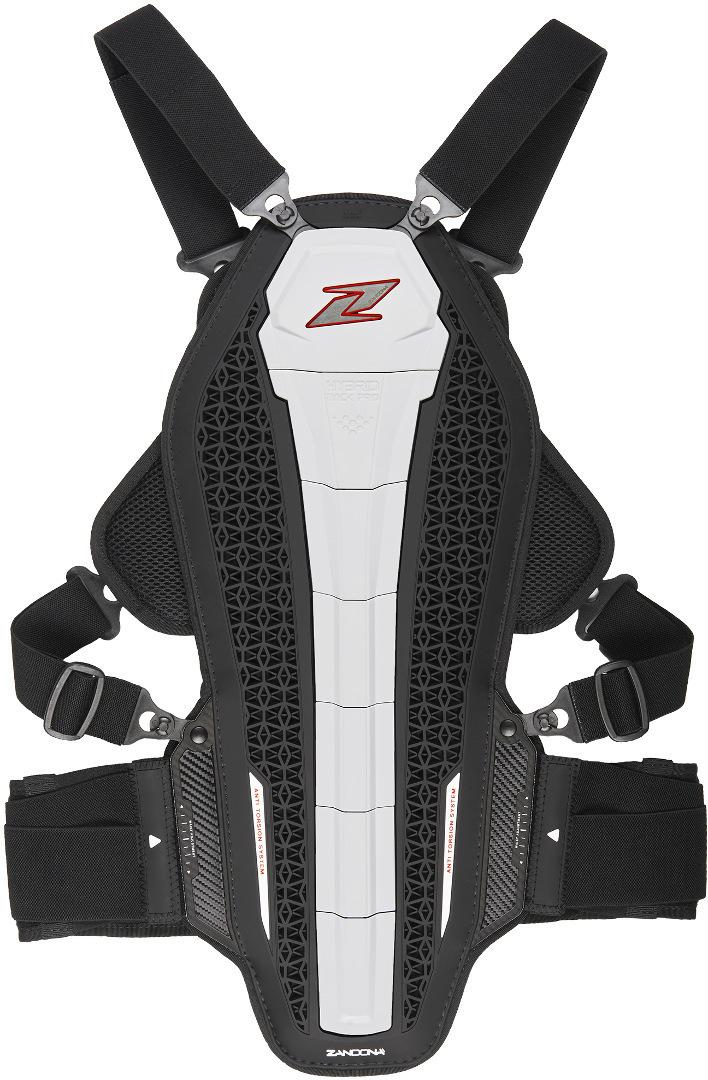 Zandona Hybrid Armor X6 Protektorenweste, weiss, Größe M, weiss, Größe M
