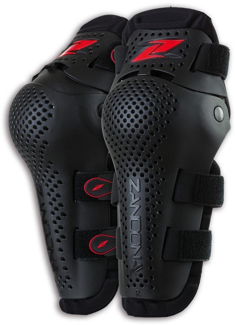 Zandona Jointed Knieprotektoren, schwarz, schwarz